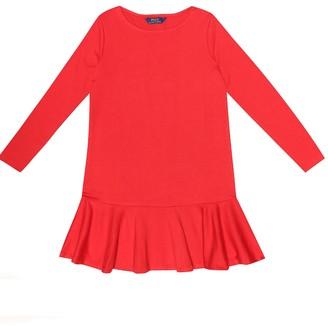 Polo Ralph Lauren Stretch-jersey dress