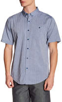 Ezekiel Plymouth Short Sleeve Regular Fit Shirt