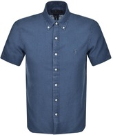 Ralph Lauren Indigo Oxford Shirt Blue