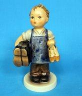 Hummel M.I. Figurine Boots 155875