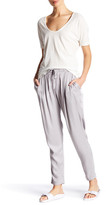 James Perse Pleated Lounge Pant