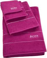 HUGO BOSS Plain Azalea Face Cloth 30X30