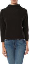 SALE Autumn Cashmere Funnel Neck Dolman Sweater