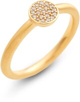 Dean Davidson Signature Knockout Pave Ring