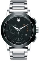 Movado 'Museum Sport' Chronograph Bracelet Watch, 44mm (Regular Retail Price: $1,295.00)
