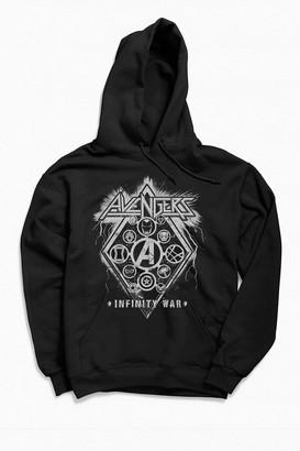 Urban Outfitters Avengers: Infinity War Hoodie Sweatshirt