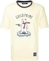 GUILD PRIME printed T-shirt - men - Cotton - 1