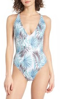 Rip Curl Women's Desert Palm One-Piece Swimsuit