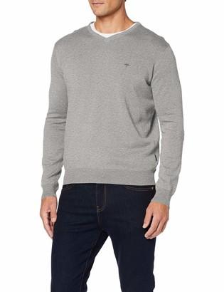 Fynch-Hatton Fynch Hatton Men's Pullover V-Neck Jumper