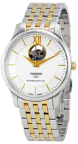 Tissot Tradition Powermatic 80 Automatic Men's Watch, 40mm