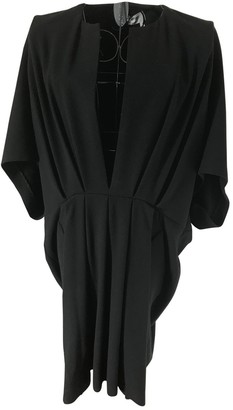 Saint Laurent Black Wool Dress for Women