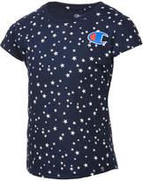 Champion Star-Print T-Shirt, Little Girls