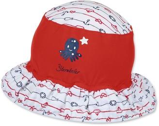 Sterntaler Baby Girls' Hut Sunhat
