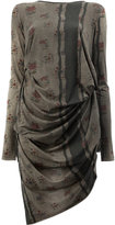 Uma Wang ruched tunic top