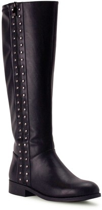 Wanted Tall Side-Stud Boots - Sidecar