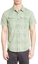 Prana 'Marvin' Plaid Organic Cotton Sport Shirt