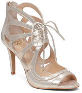 Vince Camuto Calivia Cutout Leather Sandals