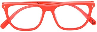 Stella Mccartney Kids Square Glasses