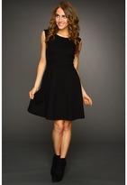 Bailey 44 Sudoku Dress (Black) - Apparel