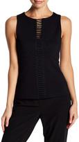 Yoana Baraschi French Legion Compression Knit Shaper Shirt
