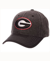 Zephyr Georgia Bulldogs Anchorage Snapback Cap