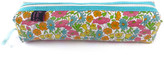 Alice Caroline - Box Pencil Case - Liberty Poppy and Daisy Yellow