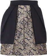 Dorothee Schumacher Surreal Affair Mini Cargo Jacquard Skirt