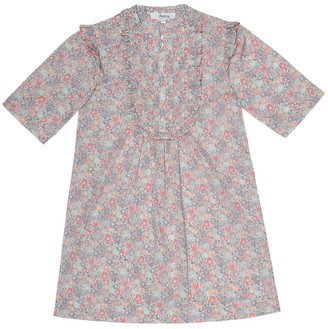 Bonpoint Nalou floral cotton dress