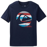 Quiksilver Record Like Graphic Tee (Big Boys)
