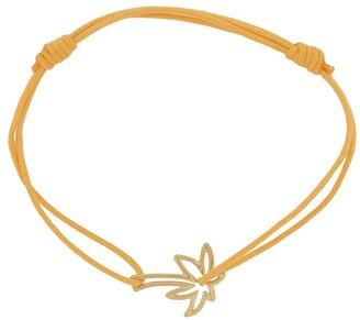 ALIITA 9kt yellow gold Palmito Pura bracelet