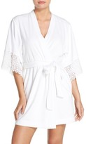 Betsey Johnson Women's Bride Terry Robe