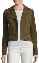 Rag & Bone The Mercer Suede Jacket