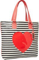 Betsey Johnson Cut It Out Tote