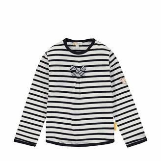 Steiff Girls Langarm Longsleeve T-Shirt