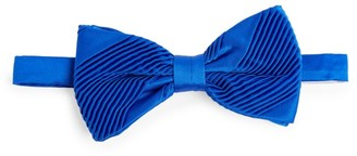 Stefano Ricci Pleated Bow Tie