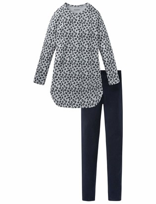 Schiesser Girls' Anzug Lang Pyjama Sets