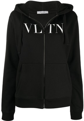 Valentino VLTN logo hoodie