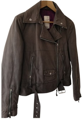 J. Lindeberg Green Cotton Jacket for Women