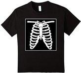 Kids Xray X-ray T-shirt Boys Girls Child Skeleton Bones