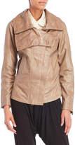 Nicholas K Storm Leather Jacket