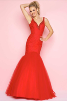 Mac Duggal Flash Style 65800L
