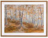 Graham & Brown Amber Woodland Framed Print