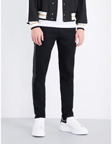 Alexander Mcqueen Skinny Stretch-denim Jeans