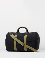 Mng Men's Canvas Weekend Bag