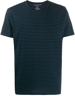 Majestic Filatures striped crew-neck T-shirt