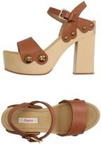 Jucca Sandals - Item 11188960