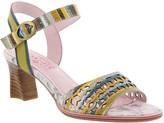 Spring Step L'Artiste by Leather Ankle Strap Sandals - Madelyn