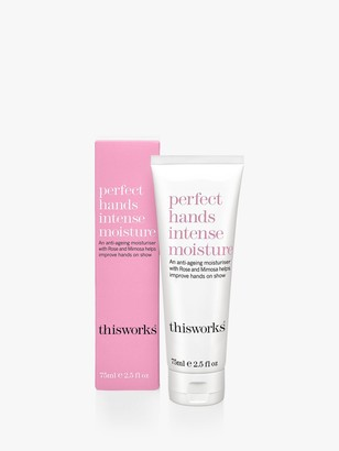thisworks® This Works Perfect Hands Intense Moisture Hand Cream, 75ml
