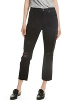 Frame Women's Le Original Ripped Crop Jeans
