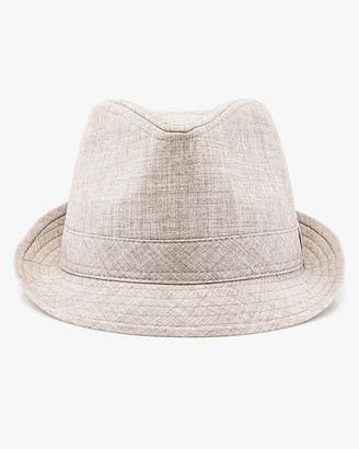 Le Château Twill Fedora Hat